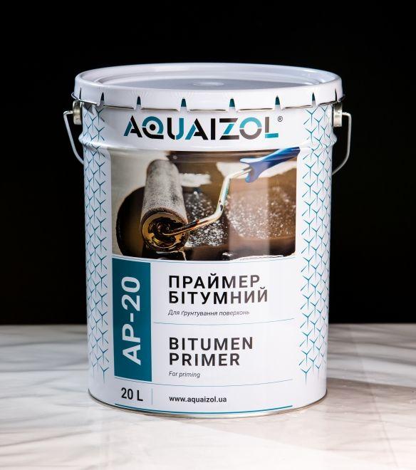 Aquaizol - Праймер битумный