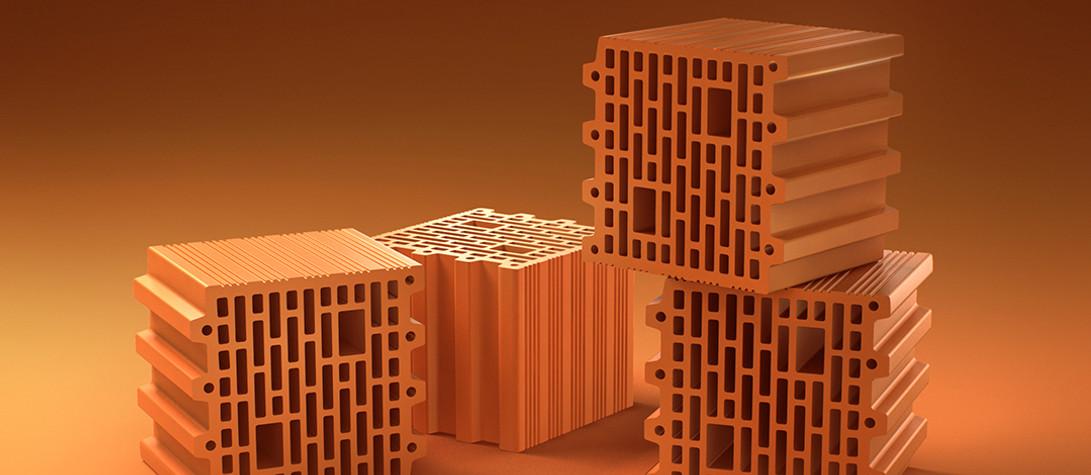 Газобетон и кирпич - Керамические блоки