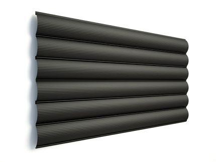 Металлические фасады - Металлосайдинг