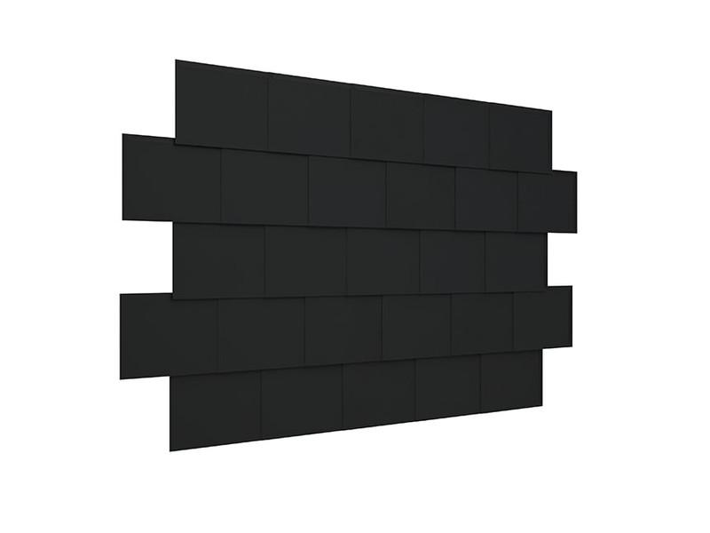 Металлические фасады - Фасадные ромбы
