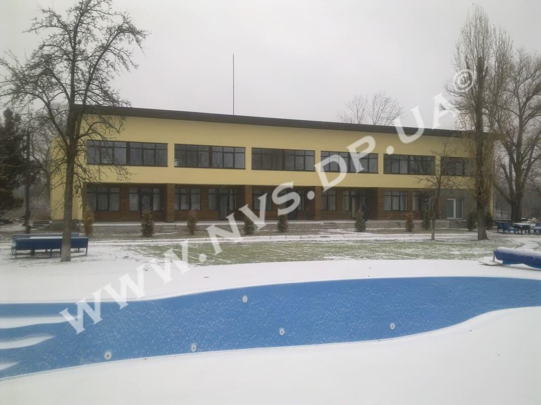 Штукатурный фасад - Ceresit 690м.кв.