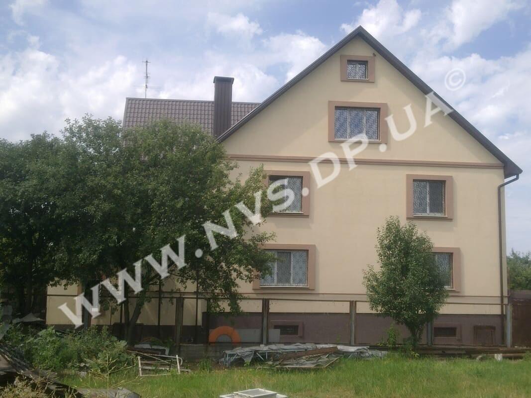 Штукатурный фасад Ceresit + Baumit 380м.кв.
