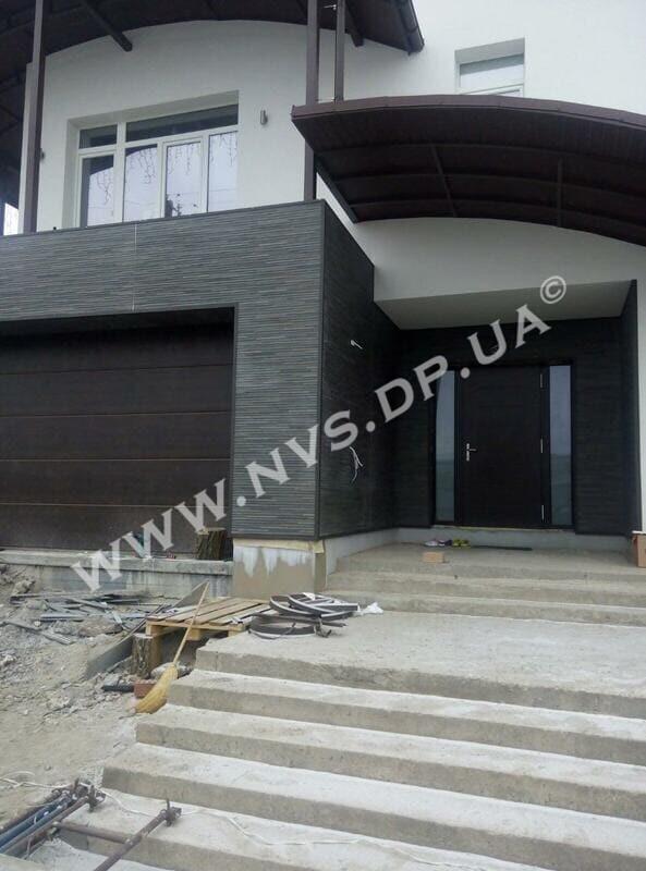 Вентилируемые Фасады - Панели Nichiha 2