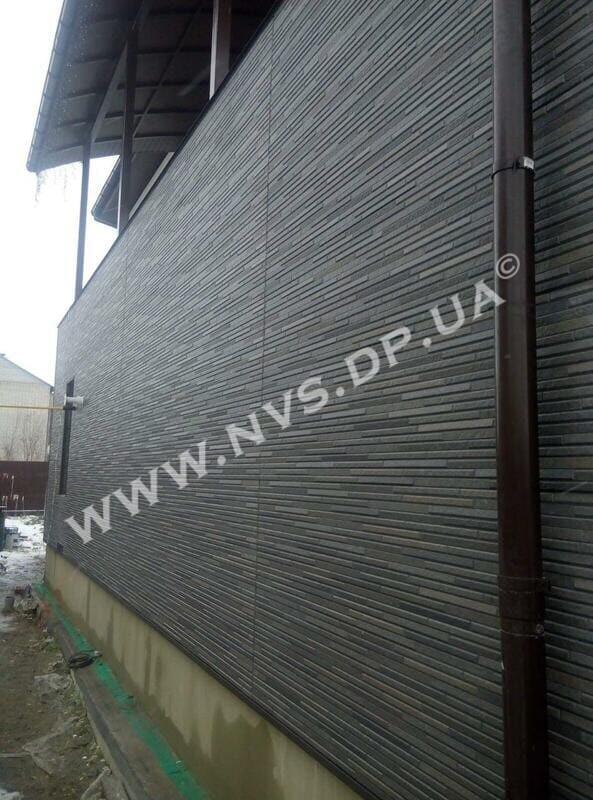 Вентилируемые Фасады - Панели Nichiha 3