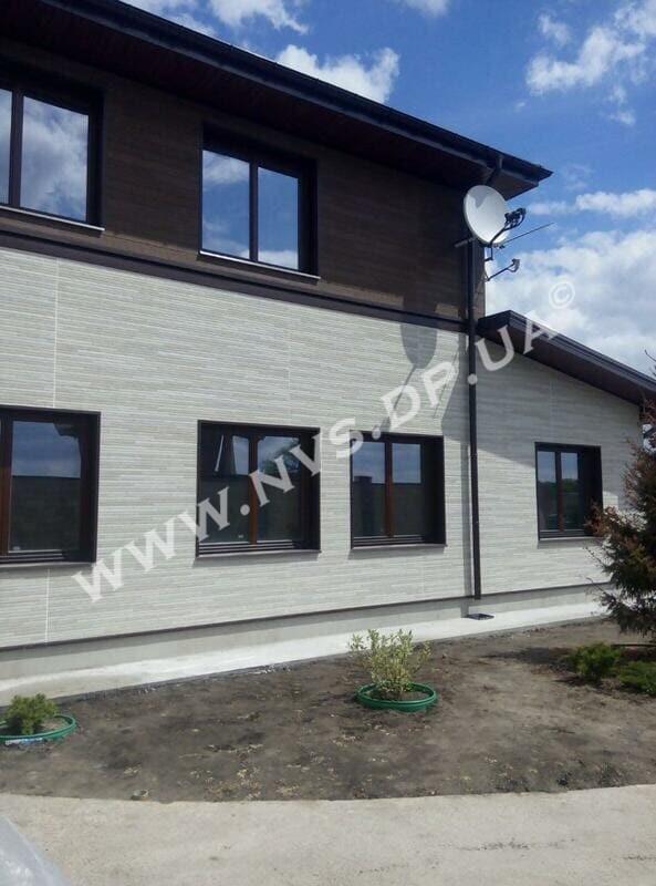 Вентилируемые Фасады - Панели Nichiha 9